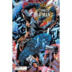 LA TUMBA DE BATMAN Nº 04