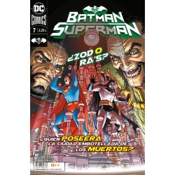 BATMAN / SUPERMAN Nº 07