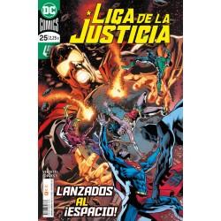 LIGA DE LA JUSTICIA Nº 25 / 103