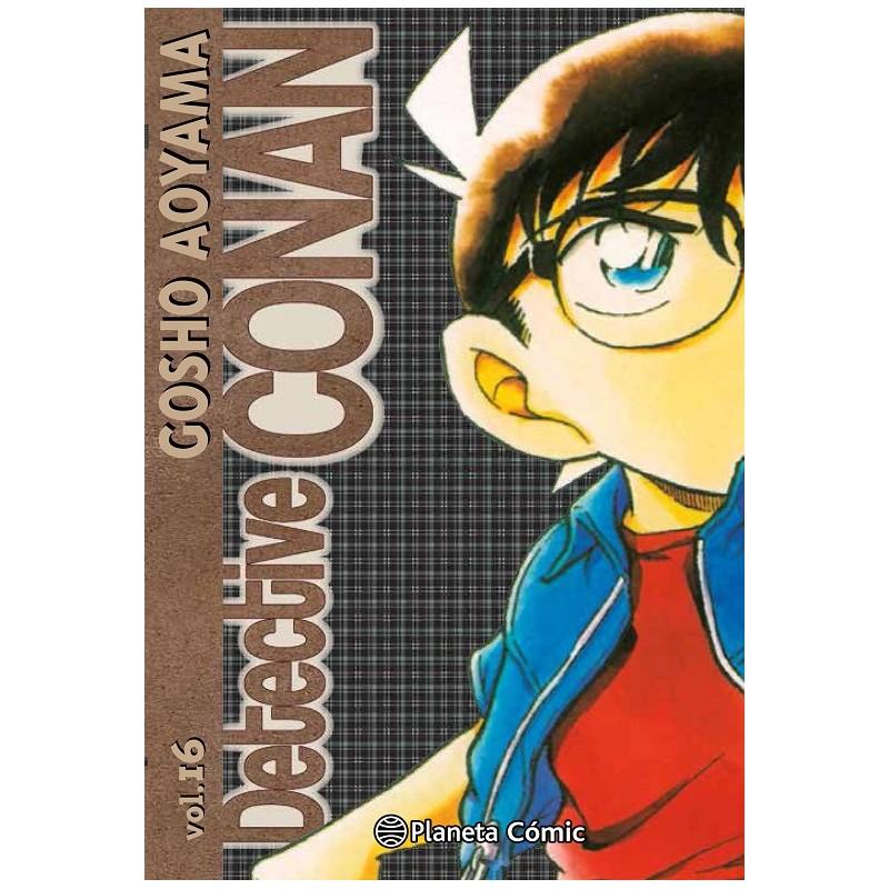 DETECTIVE CONAN Nº16 (NUEVA EDICION)