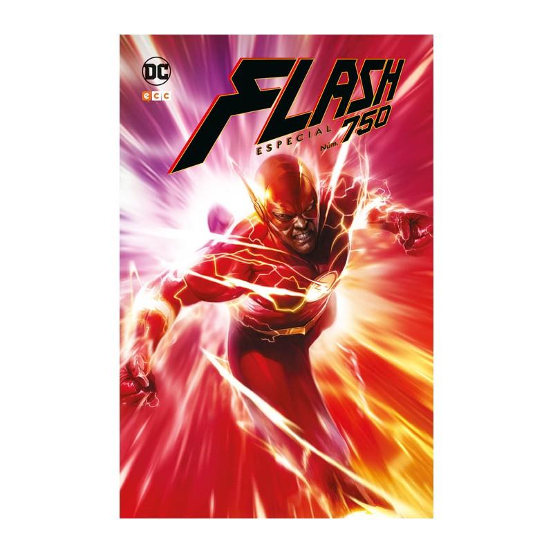 FLASH: ESPECIAL FLASH Nº 750