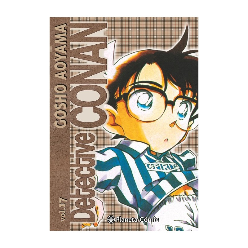 DETECTIVE CONAN Nº17 (NUEVA EDICION)