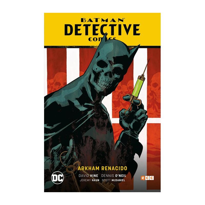 BATMAN: DETECTIVE COMICS VOL. 03  ARKHAM RENACIDO