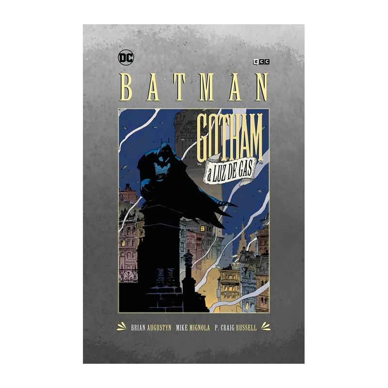 BATMAN: GOTHAM A LUZ DE GAS (EDICIÓN TABLOIDE)
