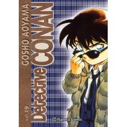 DETECTIVE CONAN Nº19 (NUEVA EDICION)