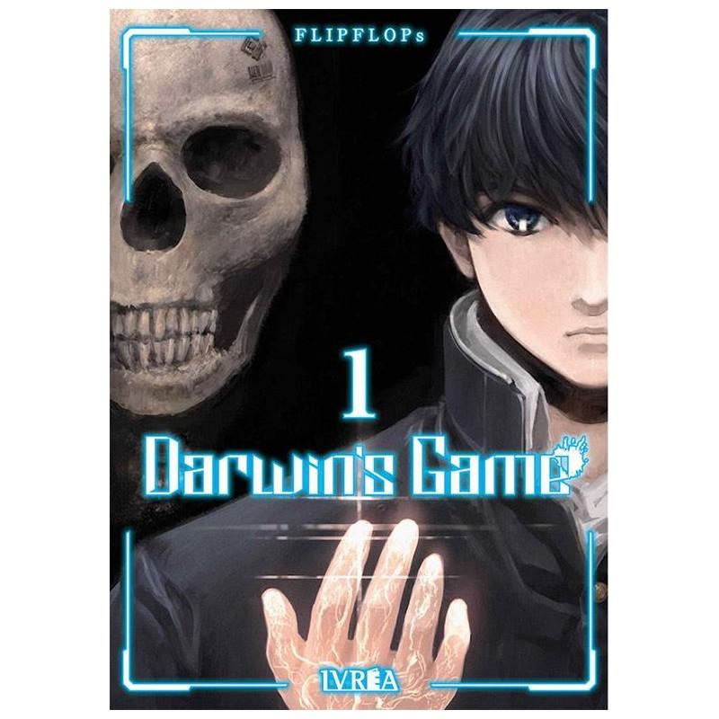 DARWIN'S GAME Nº 01