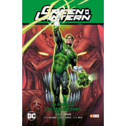 GREEN LANTERN VOL. 06: LA RABIA DE LOS RED LANTERNS (GL SAGA)