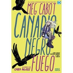 CANARIO NEGRO - FUEGO