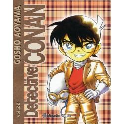DETECTIVE CONAN Nº22 (NUEVA EDICION)