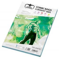 FUNDAS TAMAÑO CURRENT CON CIERRE REUTILIZABLE (100 UNID.)