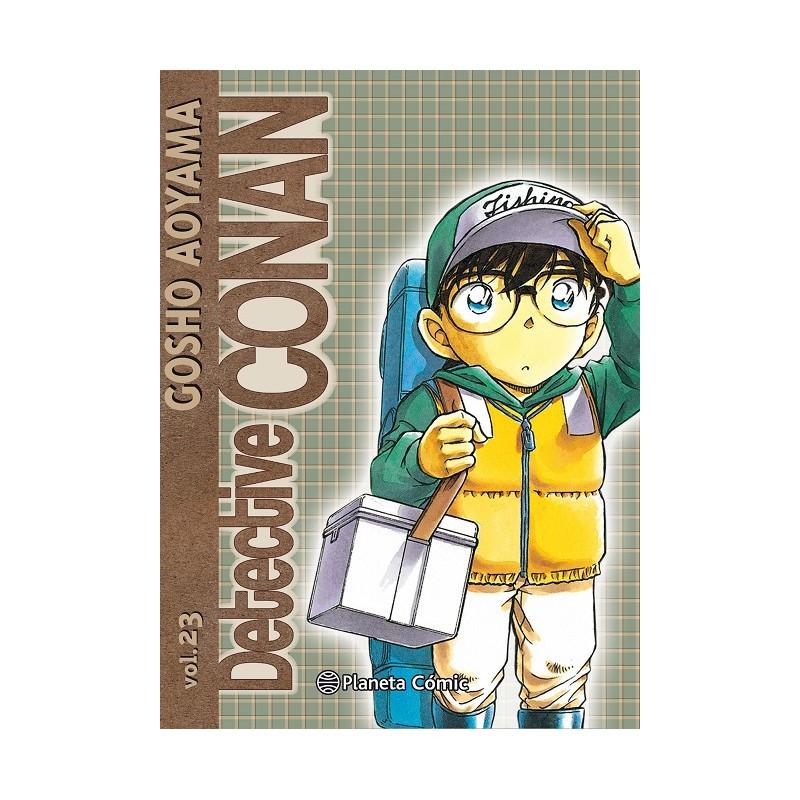 DETECTIVE CONAN Nº23 (NUEVA EDICION)