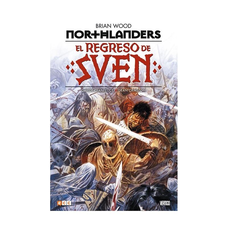 NORTHLANDERS: EL REGRESO DE SVEN VOL. 01 (DE 5)