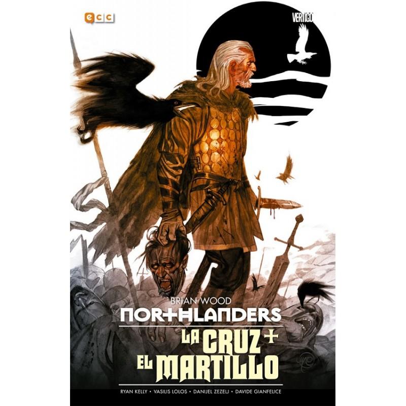 NORTHLANDERS: LA CRUZ Y EL MARTILLO VOL. 02 (DE 5)