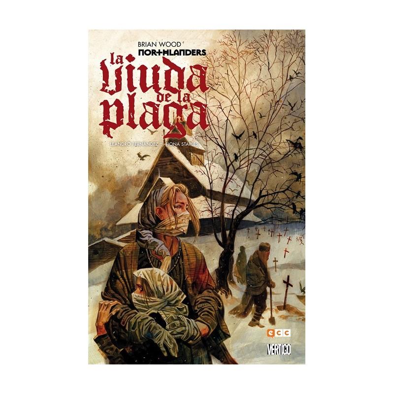 NORTHLANDERS: LA VIUDA DE LA PLAGA  VOL. 03 (DE 5)