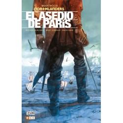 NORTHLANDERS: EL ASEDIO DE PARIS  VOL. 04 (DE 5)