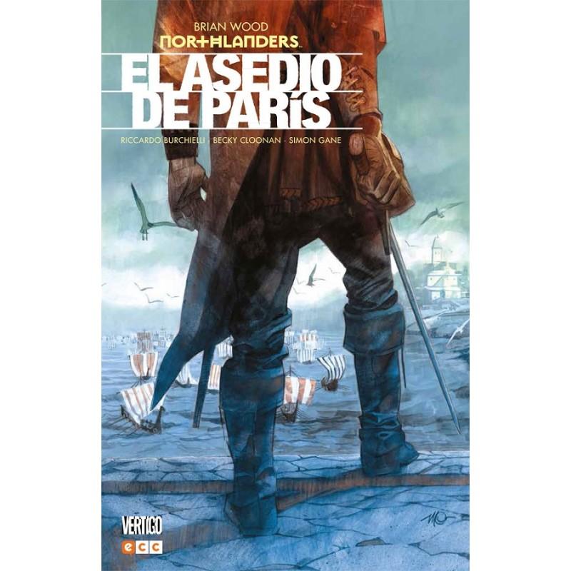NORTHLANDERS: EL ASEDIO DE PARIS  VOL. 04 (DE 5)