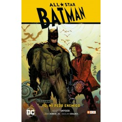 BATMAN ALL-STAR VOL. 01:  YO, MI PEOR ENEMIGO (RENACIMIENTO)