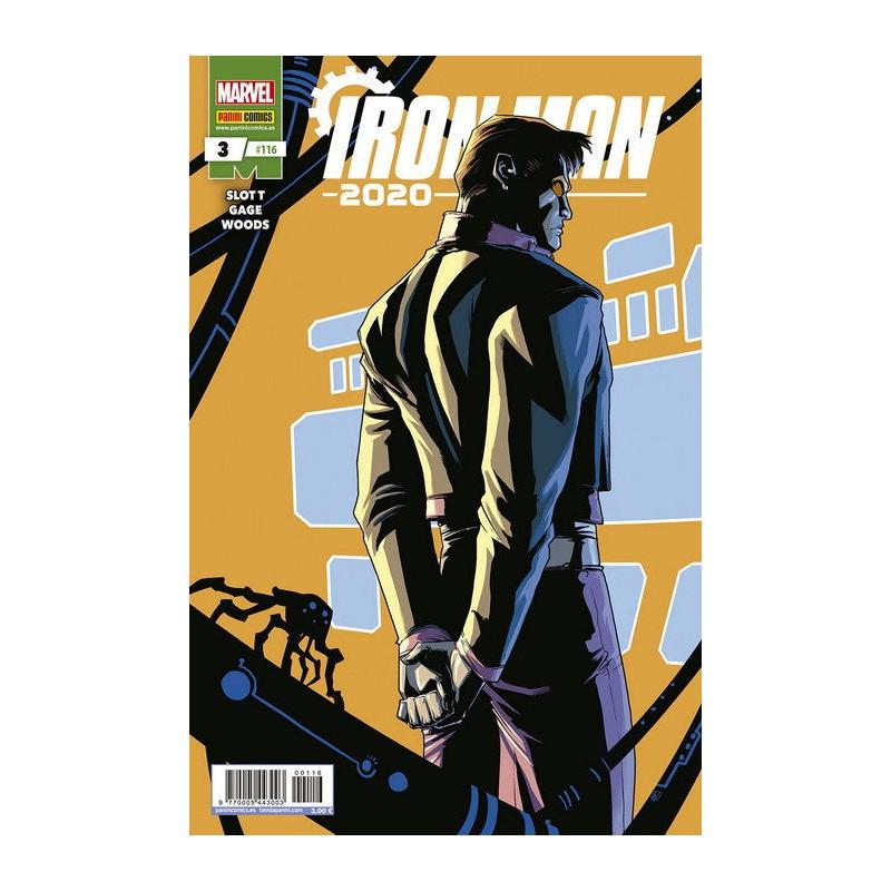 IRON MAN 2020 Nº 03 / 116