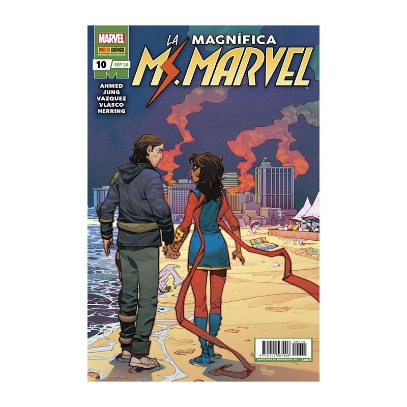 LA MAGNÍFICA MS. MARVEL Nº 10