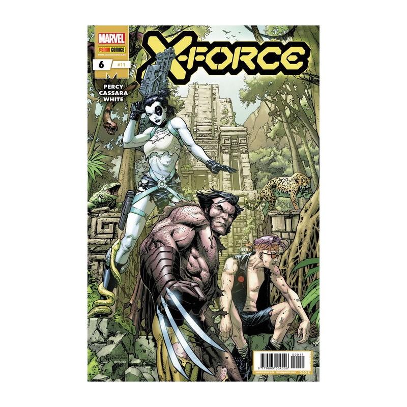X-FORCE Nº 06 / 11
