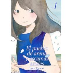 EL PUEBLO DE ARENA Y ESCAMAS AZULES VOL. 01