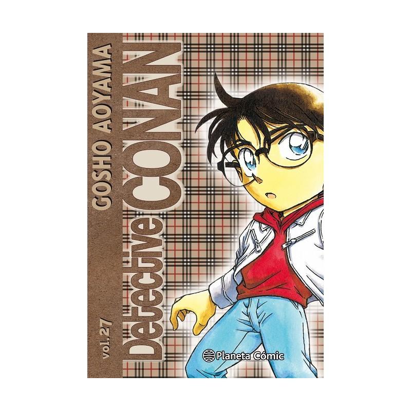 DETECTIVE CONAN Nº27 (NUEVA EDICION)