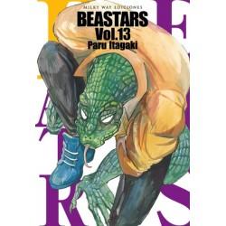BEASTARS Nº 13