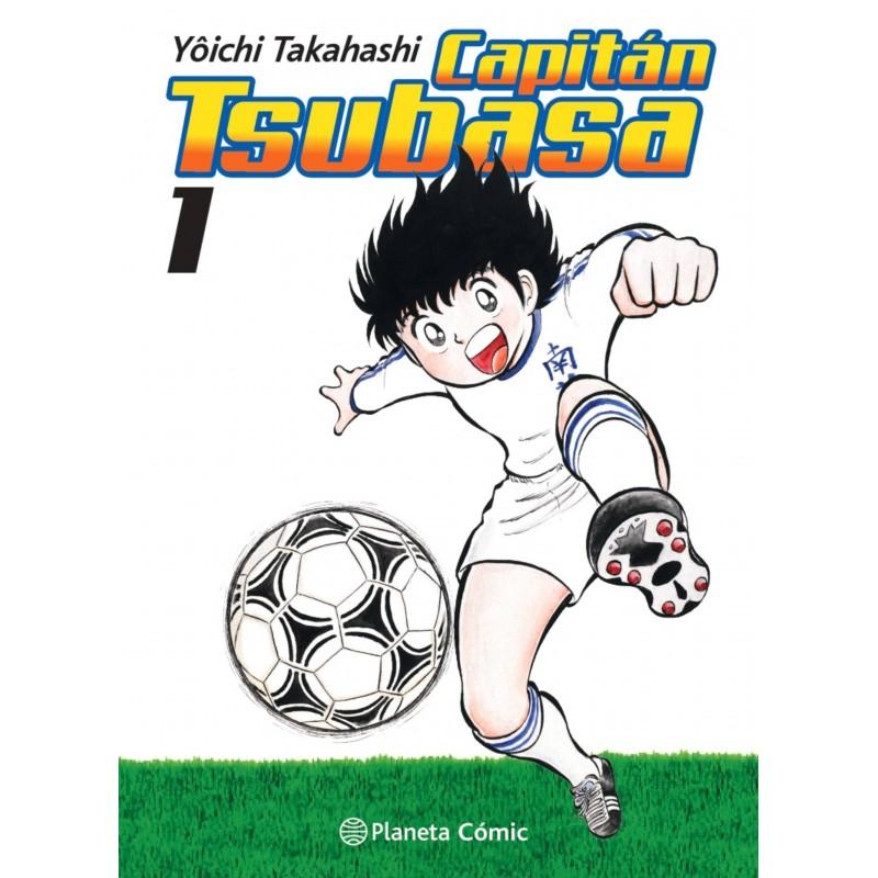CAPITAN TSUBASA Nº 01 (DE 21)