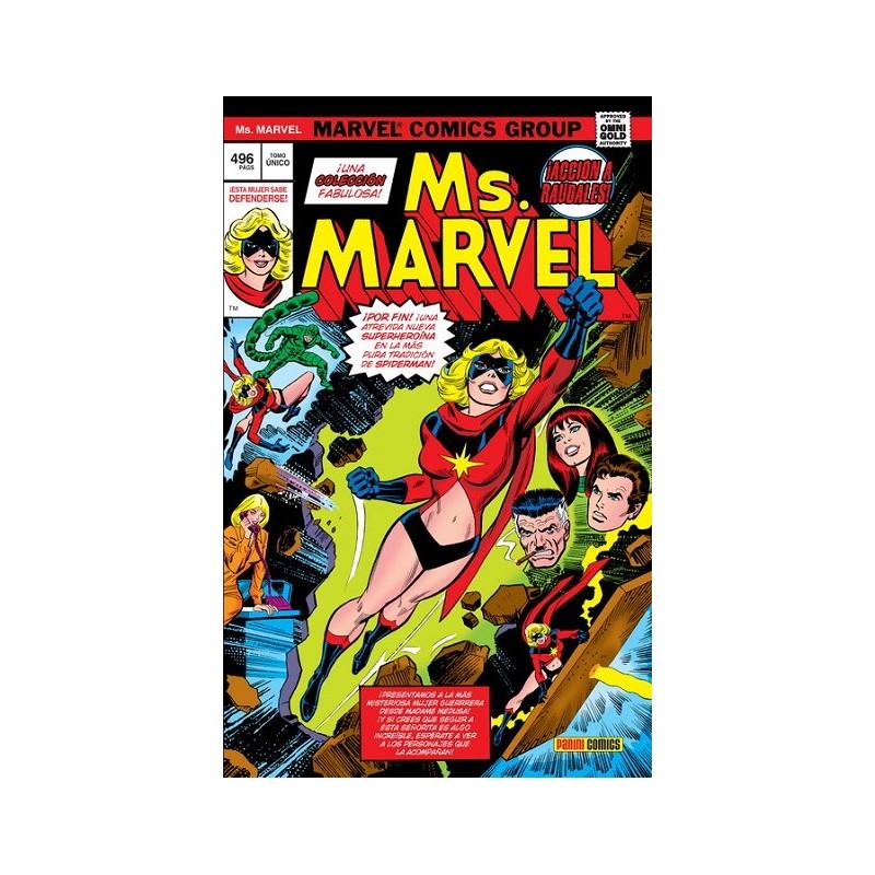 MS. MARVEL: INTEGRAL (MARVEL GOLD)