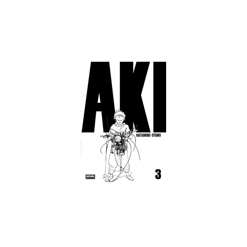 AKIRA 03 (DE 6) EDICIÓN COLOR