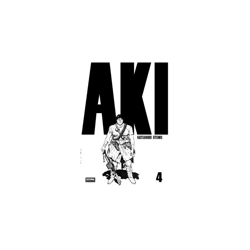 AKIRA 04 (DE 6) EDICIÓN COLOR