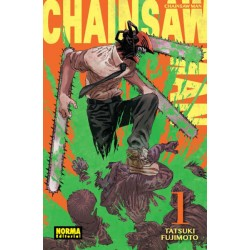 CHAINSAW MAN Nº 01