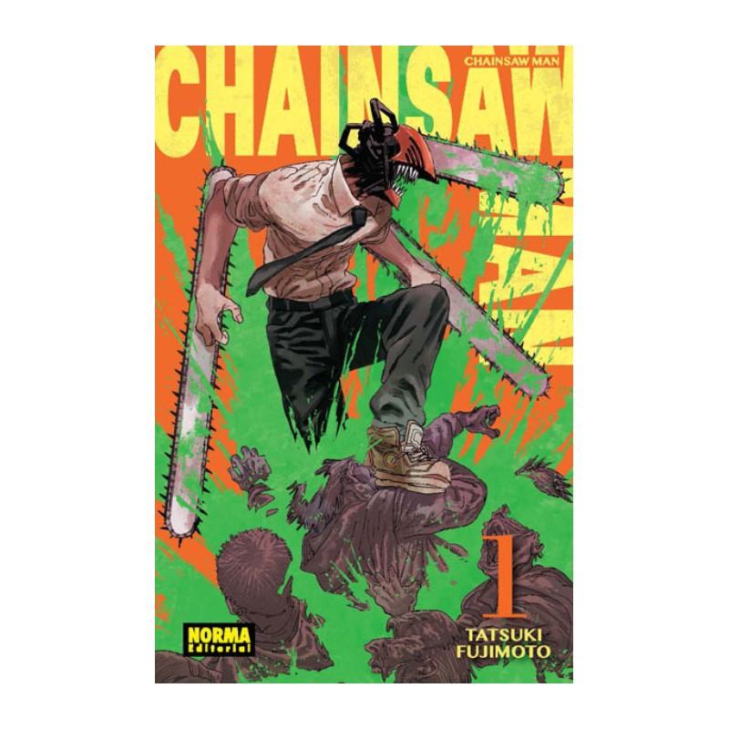 CHAINSAW MAN Nº 01