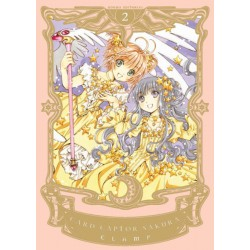 CARD CAPTOR SAKURA Nº 02