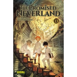 THE PROMISED NEVERLAND Nº 13