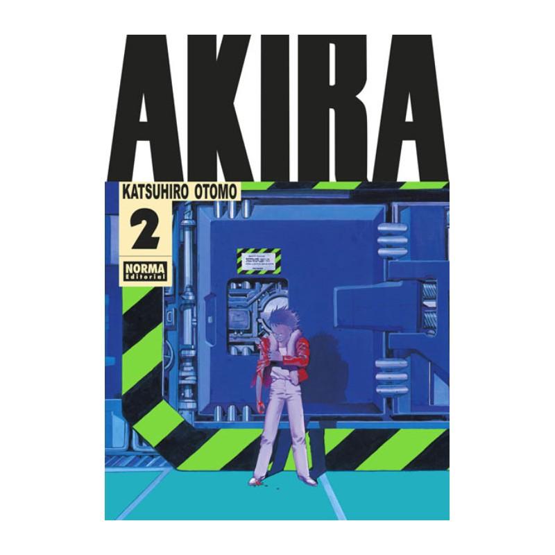AKIRA 02 (DE 6) EDICIÓN ESPECIAL B/N