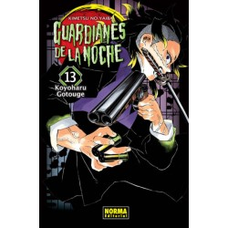 GUARDIANES DE LA NOCHE Nº 13