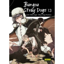BUNGOU STRAY DOGS Nº 13