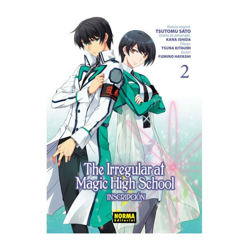 THE IRREGULAR AT MAGIC HIGH SCHOOL Nº 02