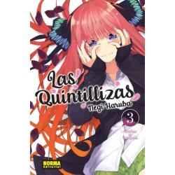 LAS QUINTILLIZAS Nº 03