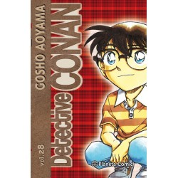 DETECTIVE CONAN Nº28 (NUEVA EDICION)