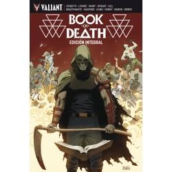 BOOK OF DEATH EDICIÓN INTEGRAL COMPLETA