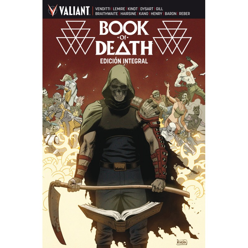 BOOK OF DEATH EDICIÓN INTEGRAL
