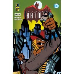 LAS AVENTURAS DE BATMAN Nº 19
