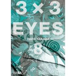 3 X 3 EYES Nº 08