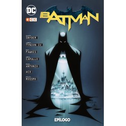 BATMAN VOL. 09: EPILOGO (NEW 52)