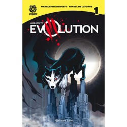 ANIMOSITY EVOLUTION VOL. 01