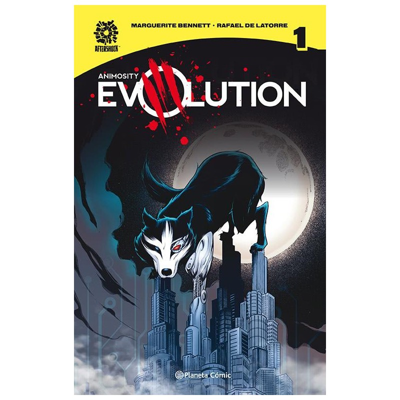 ANIMOSITY EVOLUTION VOL. 01