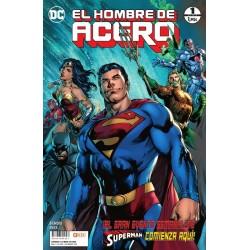 EL HOMBRE DE ACERO 01 (de 6)
