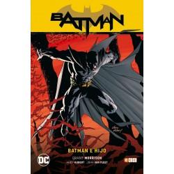 BATMAN: BATMAN E HIJO (PARTE 01)